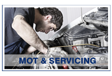 MOT's and Servicing